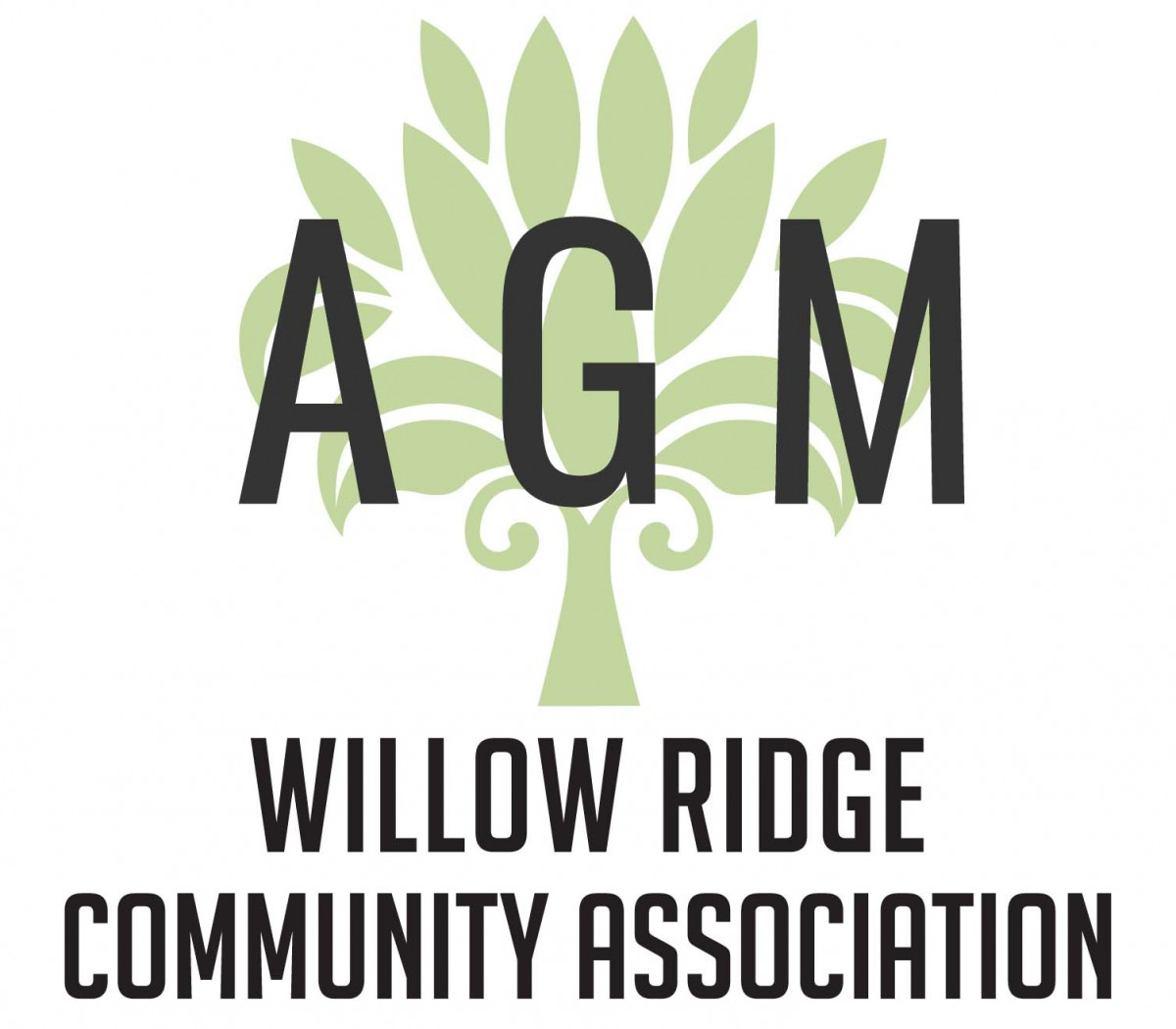 Willow Ridge Community Association  AGM