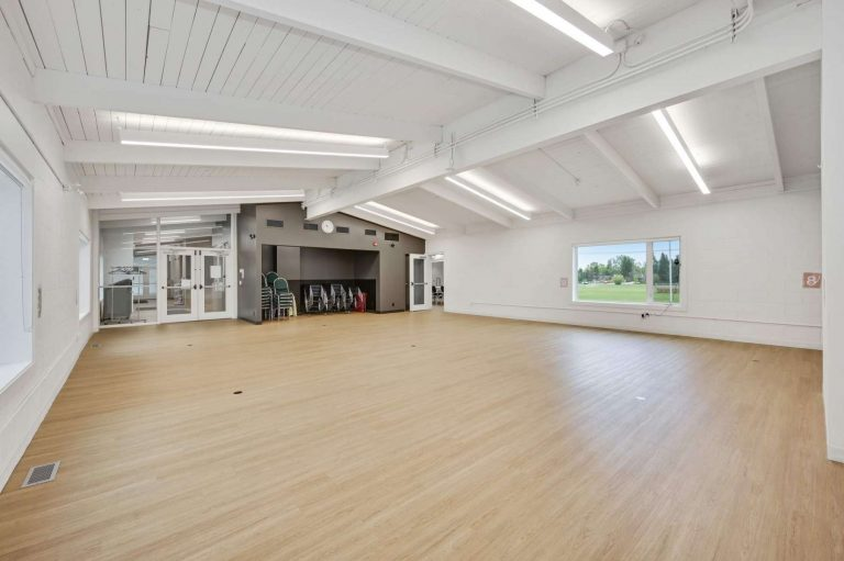 The South Hall is perfect for faith groups, low-impact activities and small AGMs